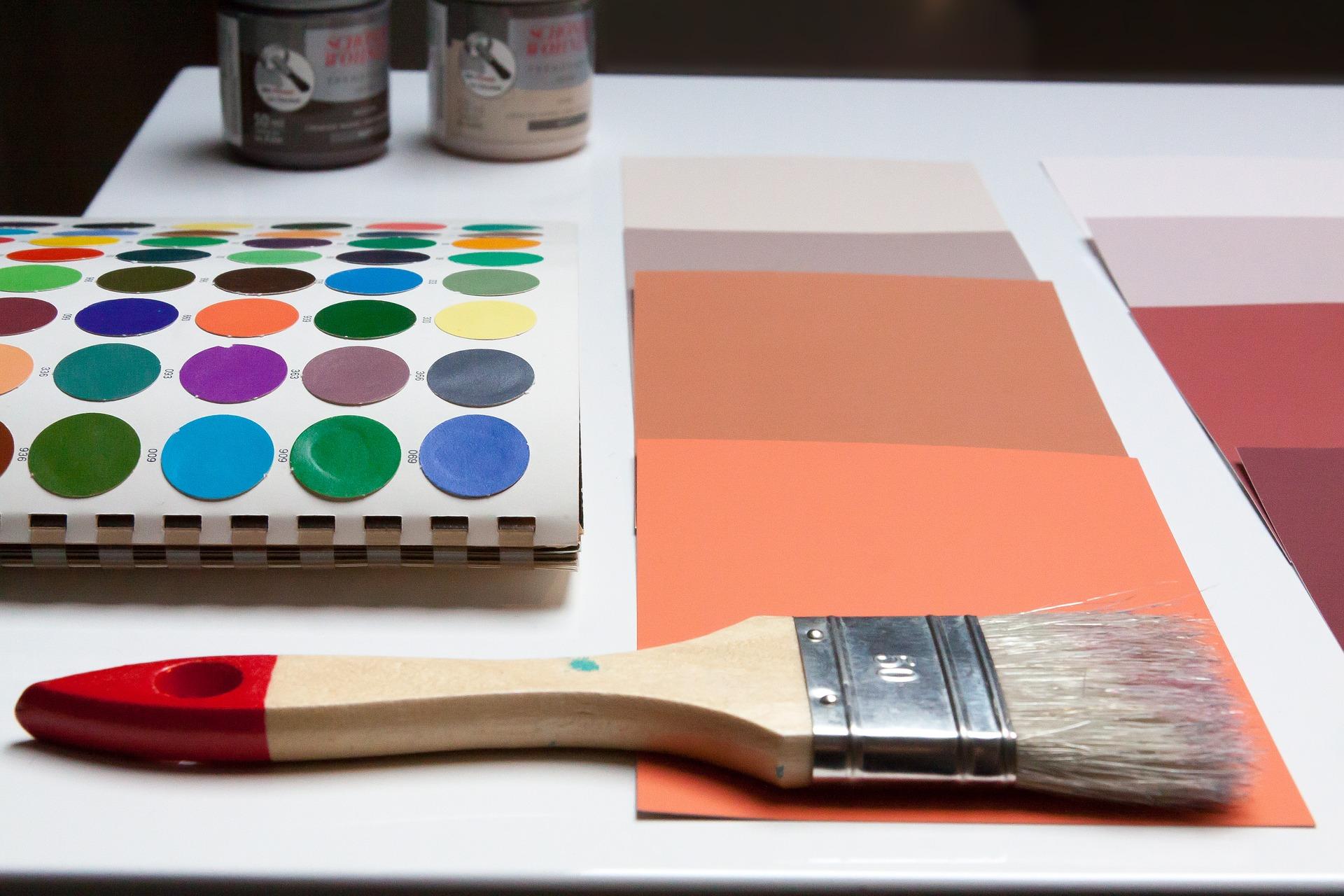 Målare i Stockholm hjälper dig med ditt inredningsprojekt
